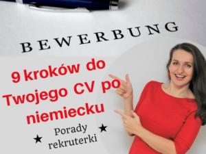 niemieckie CV