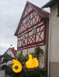 zadbane domki niemieckie