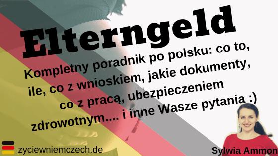 Elterngeld po polsku - poradnik Sylwia Ammon
