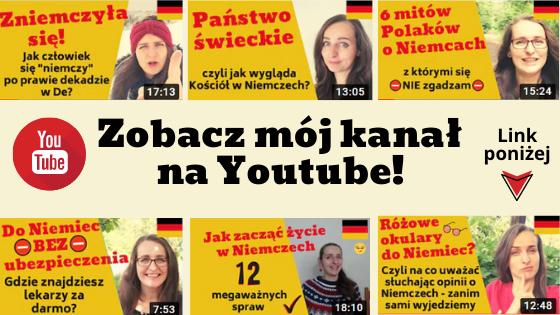 Kanal Youtube Sylwia Ammon 1