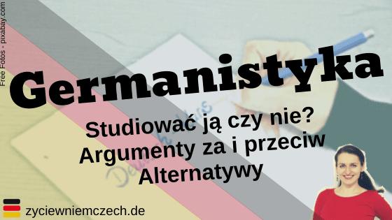 Germanistyka studia opłacają się- Sylwia Ammon